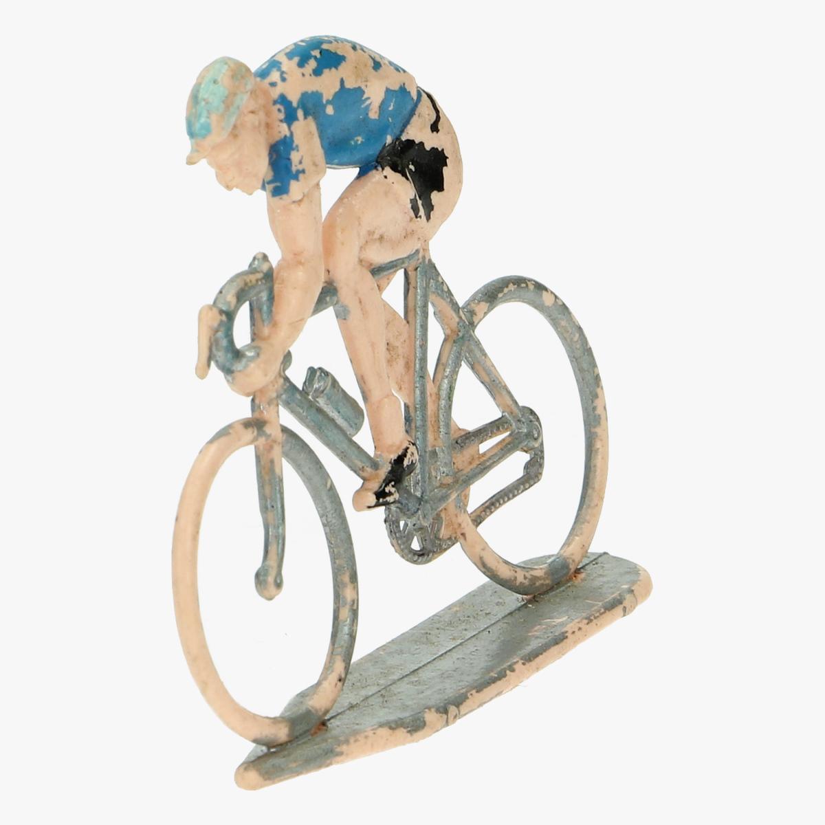 Afbeeldingen van oude wielrennertje